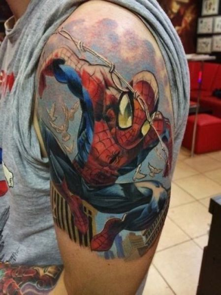 It's Time for a Dose of Tattoo Awesomeness
