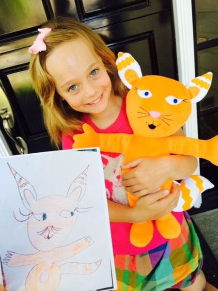 Kids Drawings Become the Toys of the Future