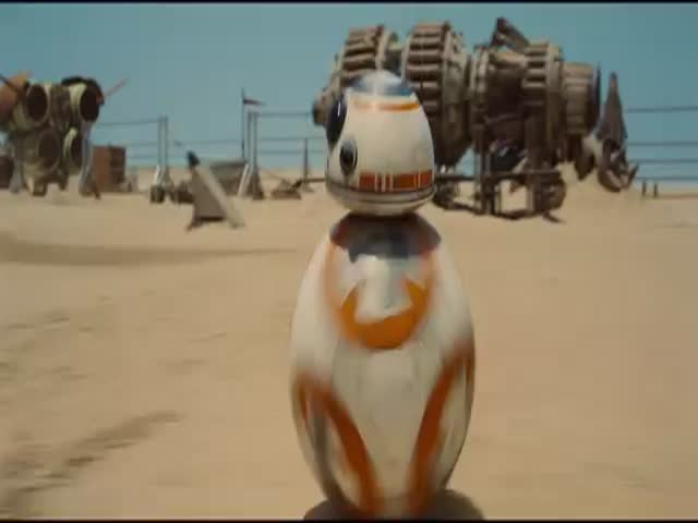 The First Official Trailer for Star Wars VII: The Force Awakens