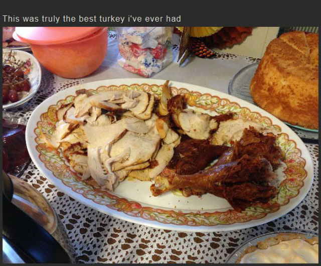 A Very Unconventional Method of Cooking Turkey