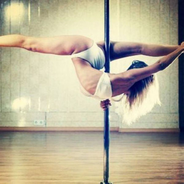 Girls Who Have Flexibility Nailed