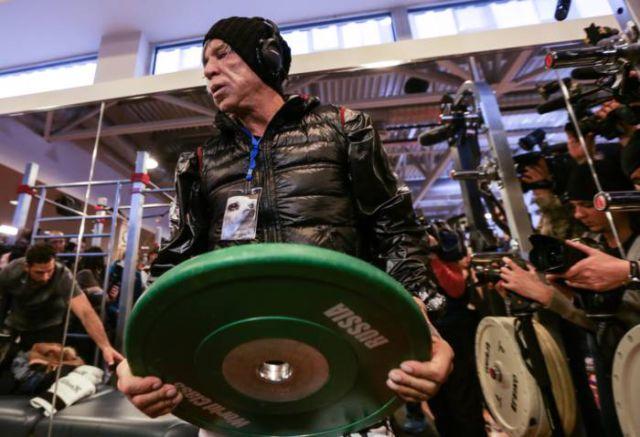Mickey Rourke Still Kicks Ass at 62 Years Old