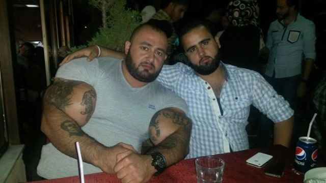 This Syrian Mercenary Is Another Victim of Synthol