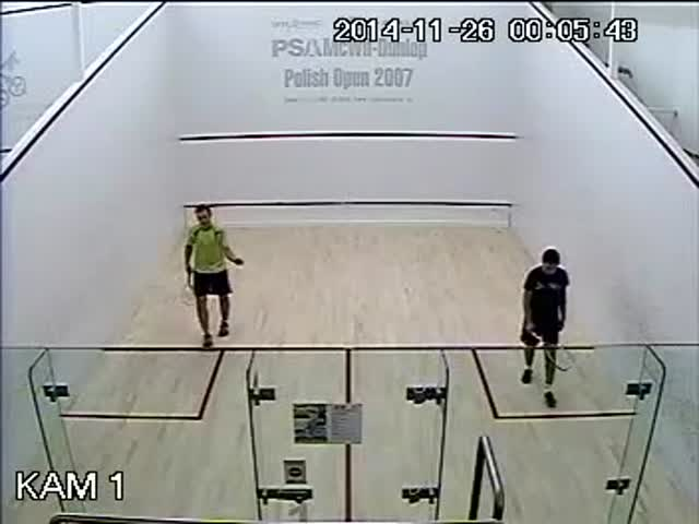 Best Squash Rally Ever