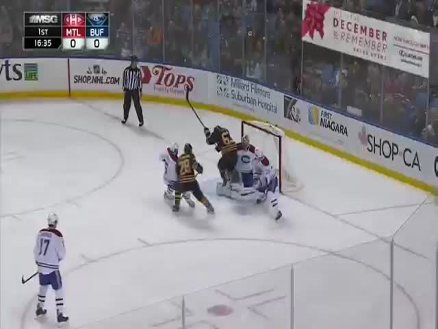 The Best Hockey Goal of the Season  (VIDEO)