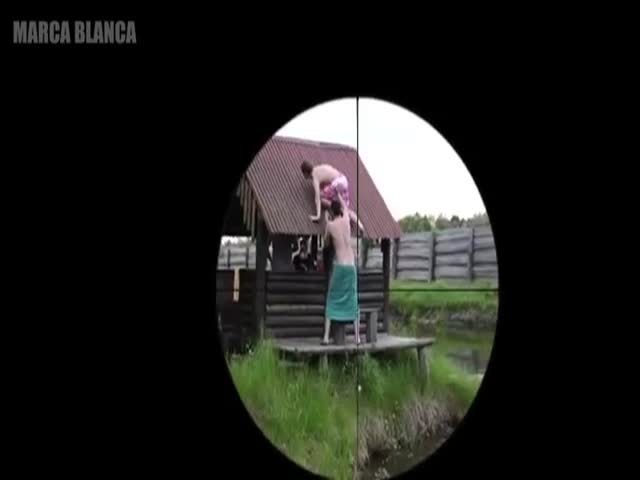 The Sniper Troll Is Responsible for lots of Fails  (VIDEO)