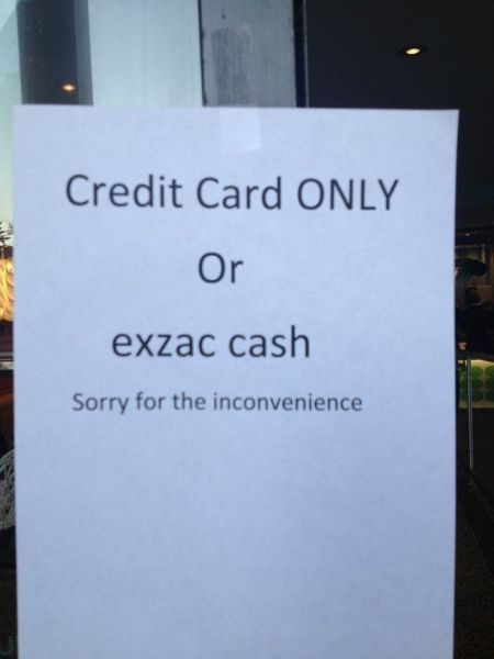 The Hilarious Results of Grammar and Spelling Fails