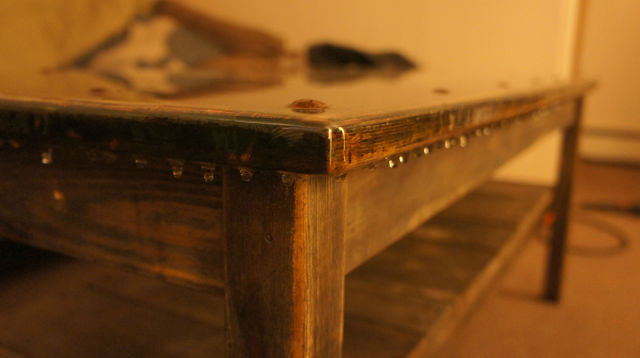 """An Epic Homemade Reproduction of the """"Table of Westeros"""""""