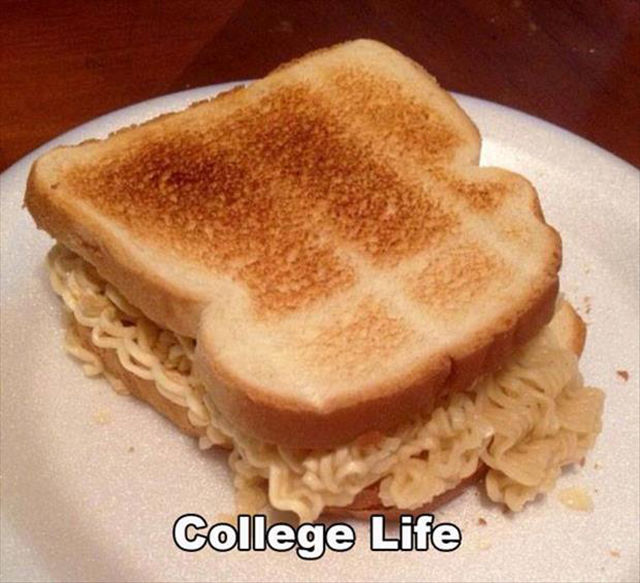 Pictures That Sum Up College Life Perfectly