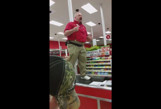 Target Manager Delivers an Epic, Motivational Black Friday Pep Talk,