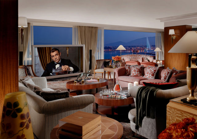 The Priciest and Most Luxurious Hotel Suite in the World