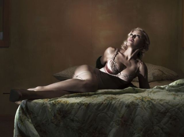Madonna's Latest Raunchy Photo Shoot