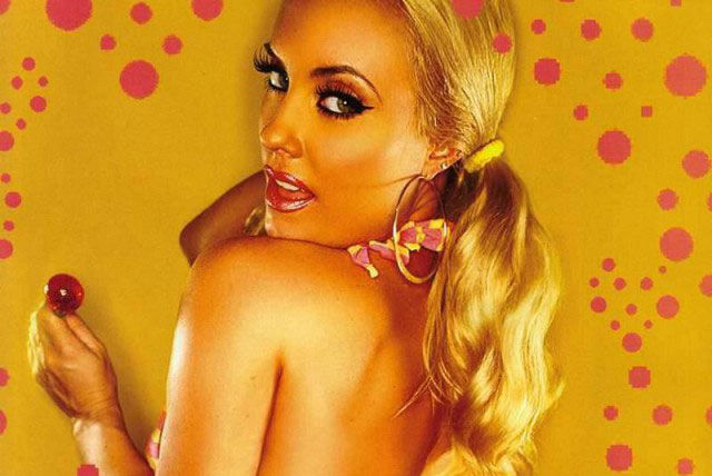 Coco Austin's Latest Raunchy Photo Shoot