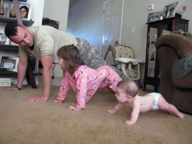 Dads Who Are Doing It Right