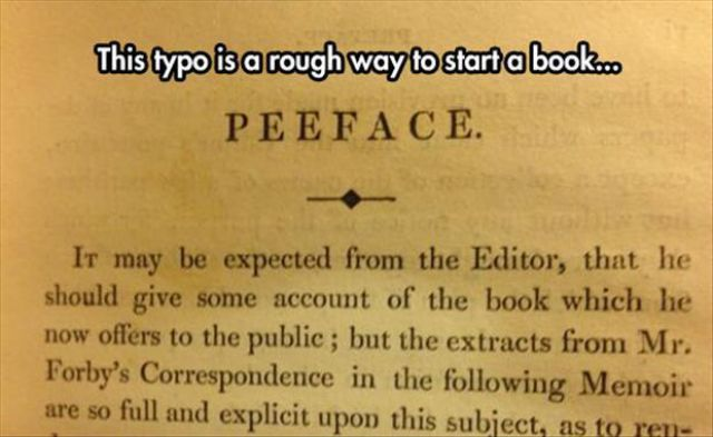 Grammar and Spelling Fails That Are Pretty Funny