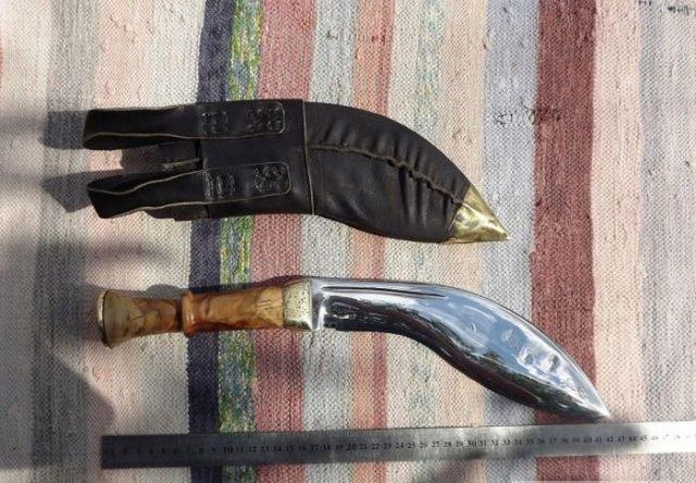 The Fascinating Making of a Khukuri Knife