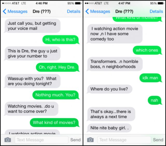 A Sexting Prank That One Dude Didn't See Coming