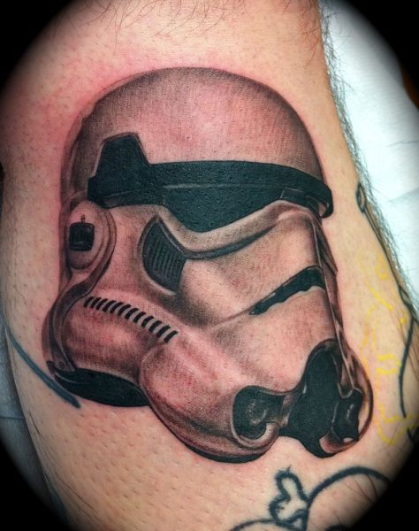 Nerdy Star Wars Inspired Tattoos That Are Pretty Cool