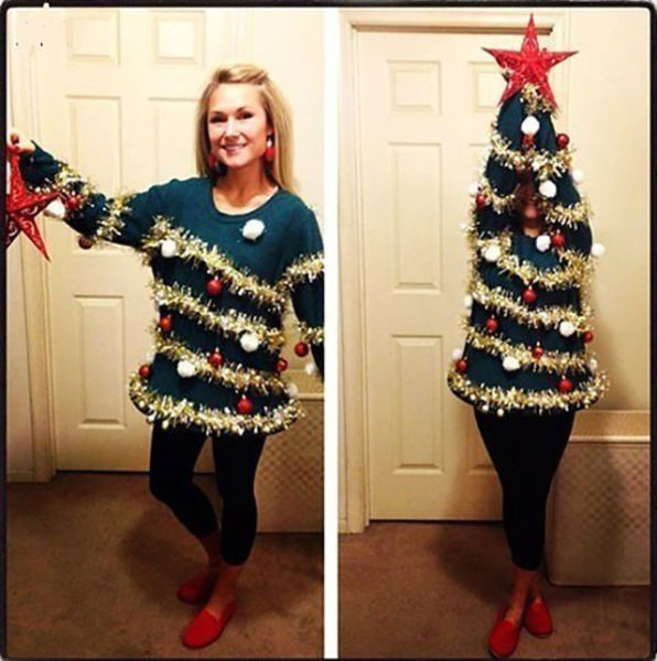 This Is What Happens When You Take Christmas Cheer too Far