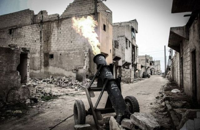 An Impressive and Deadly Syrian Weapon