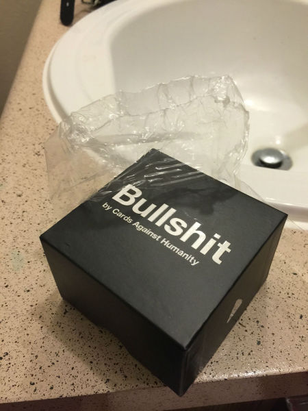 Find Out What's in the Bullsh#t Box