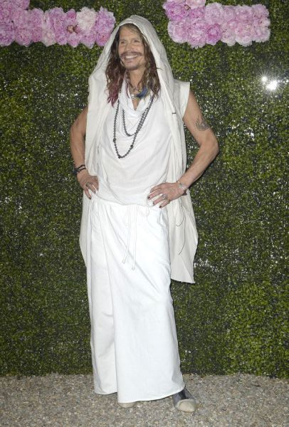 Steven Tyler Is One Fashionable Dude