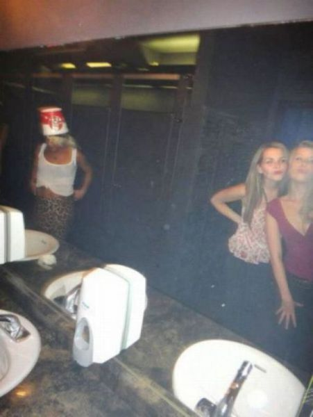 Crazy and Bizarre Bathroom Antics
