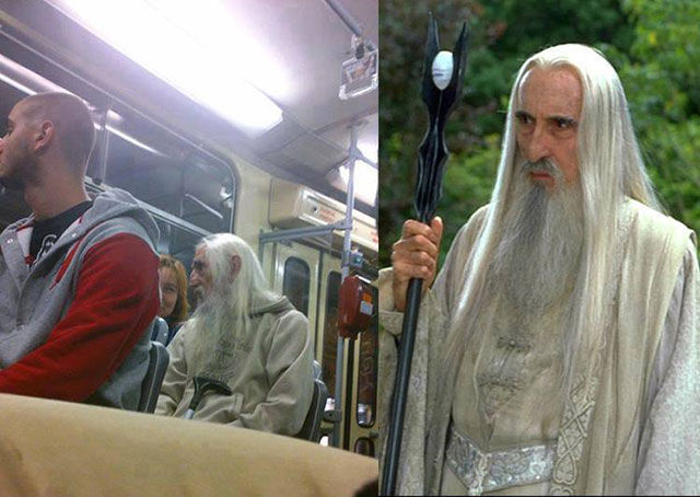 Movie Characters Real Life Dopplegangers