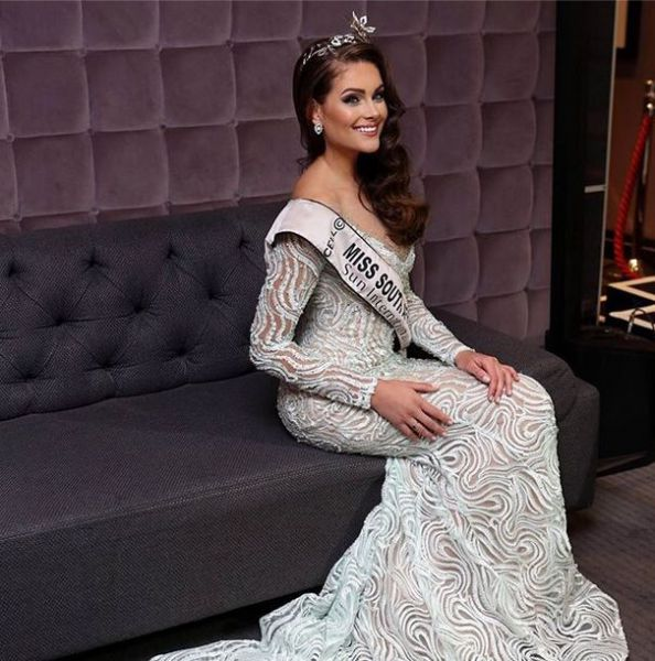 "South African Beauty Is Crowned ""Miss World 2014"""