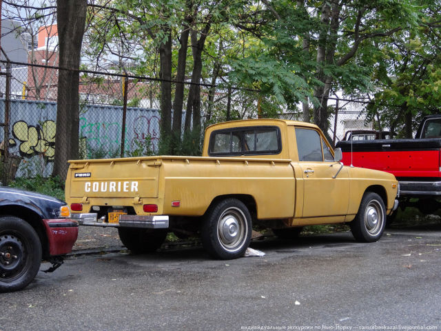 Vintage Cars Spotted on the Streets of NYC