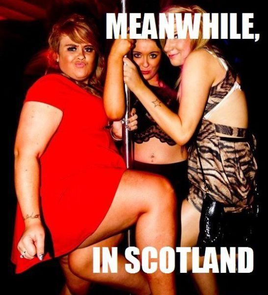 Scotland Is Like No Other European Country!