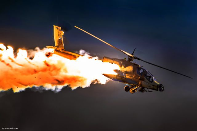Spectacular Actions Photos of Airplanes and Helicopters