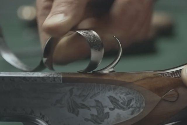 The Mesmerizing Process of Crafting a Beretta Shotgun