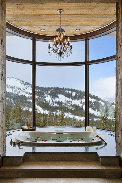 Bathrooms That You Will Never Want to Leave