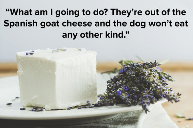 The Craziest Comments Ever Overheard at Wholefoods