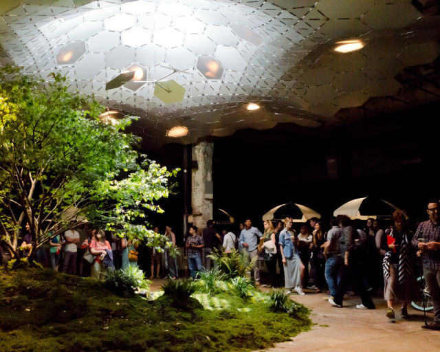 The Most Spectacular Underground Park Ever Built