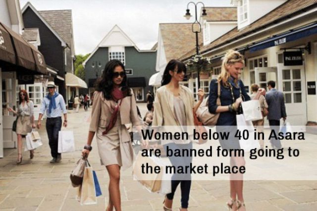 Things That Women Have Been Banned from Worldwide
