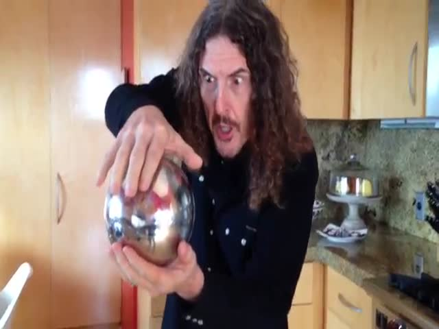 Behold the Mysterious and Mind-Blowing Floating Orb  (VIDEO)