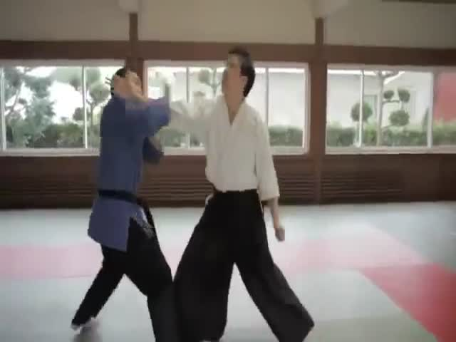 Jujitsu vs Aikido  (VIDEO)