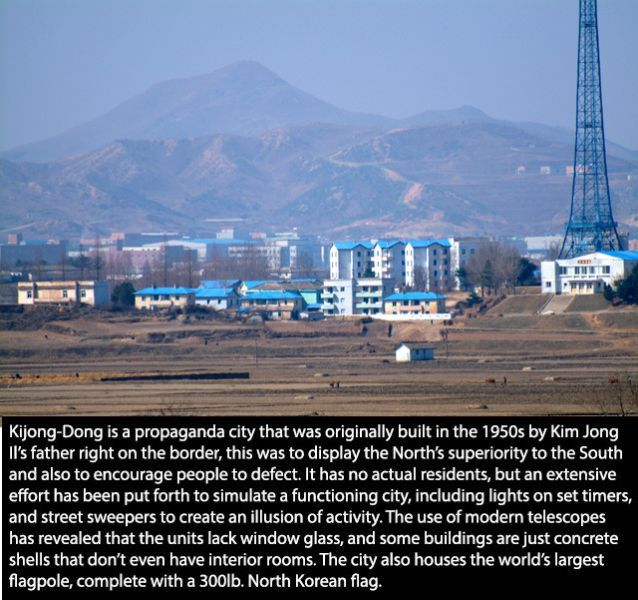 A Few Interesting Truths about North Korea