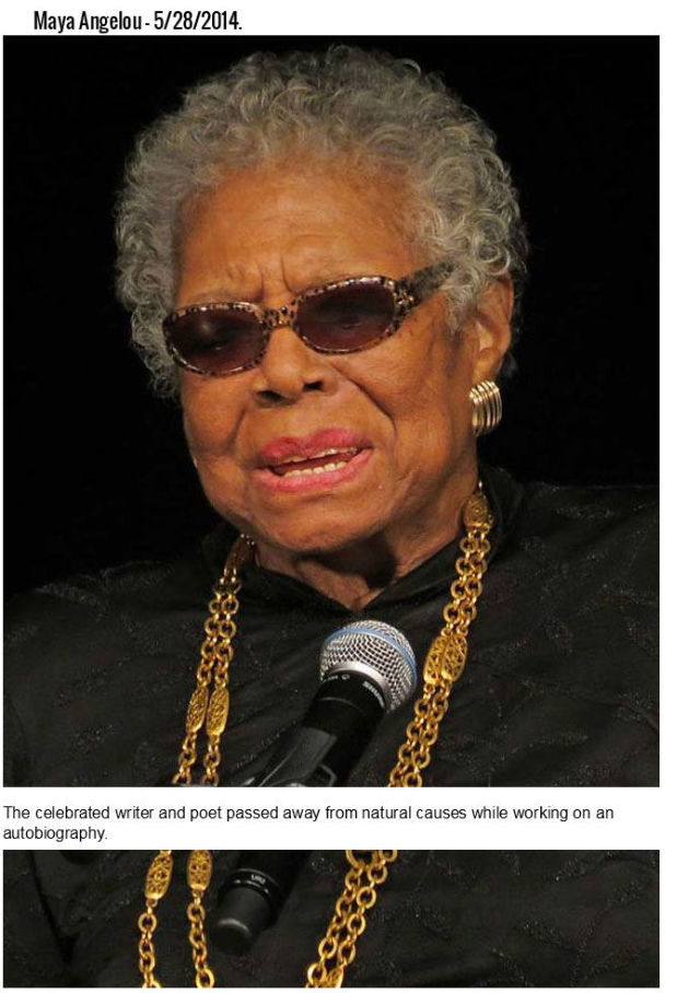 Celebrity Deaths in 2014