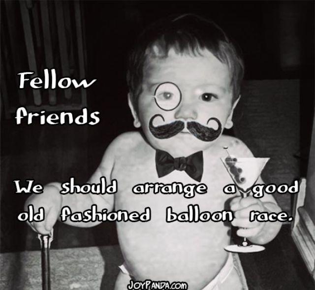 Fellow friends