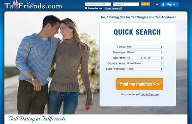 There Is a Dating Site for Almost Everyone