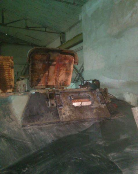 Tank Building 101