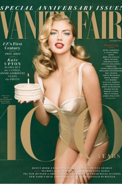 Kate Upton Voted the Sexiest Woman Alive by People Magazine