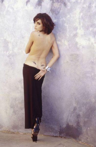Angelina Jolie at 20 Had Mega Sex Appeal