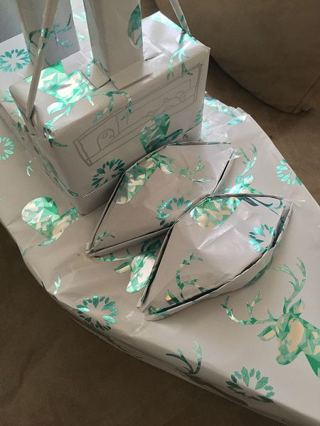 The Creative Gift Wrappers