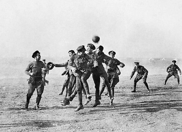 The Greatest Human Truce Ever Happened in The First World War