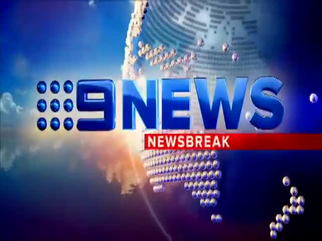 Australian News Report on Santa Coming in for Christmas