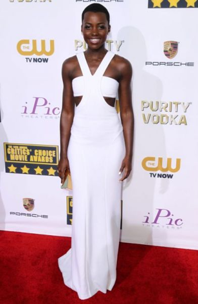 Best Body of 2014 Goes to Lupita Nyong